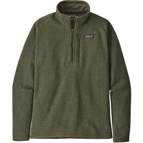 Patagonia Better Sweater 1/4 Zip Men, industrial green